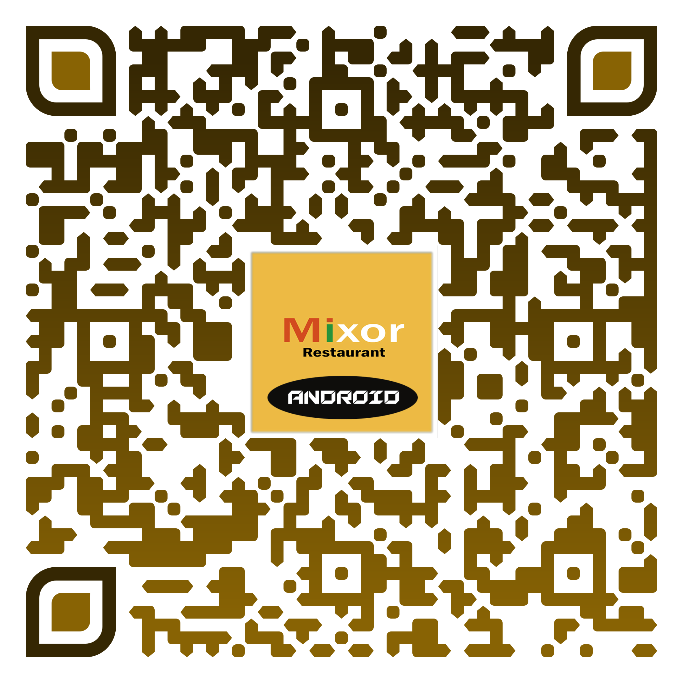 Mixor-Android-qr-code